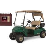 baterias para golf