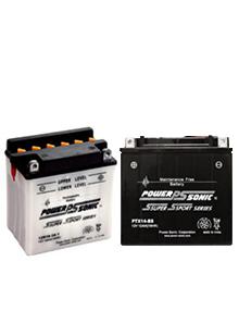 Baterías para Motocicleta